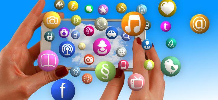 -Social Media Icons