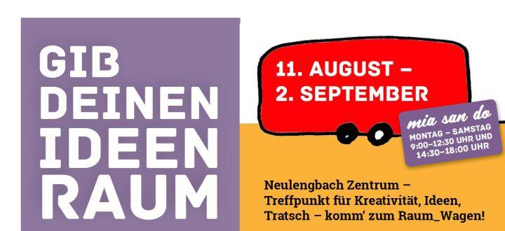 -Gib deinen Ideen Raum - in Neulengbach