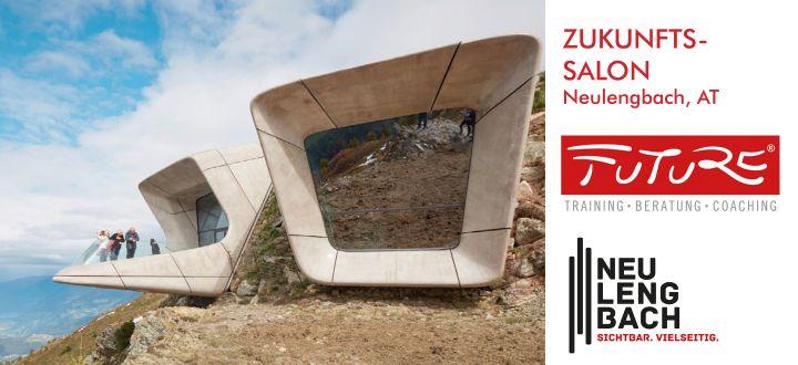 -Zukunfts-Salon in Neulengbach open the future