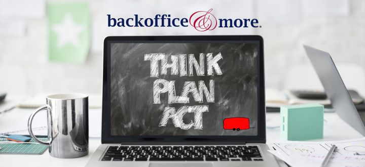 -Think, plan, act