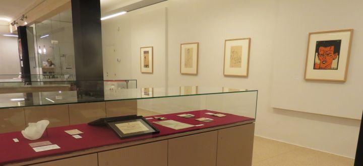 -Egon Schiele Ausstellung