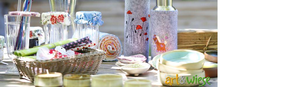art & wiese - Kunsthandwerk, regionale Vernetzung, Büro Aktive Wirtschaft Neulengbach Di-Sa geöffnet